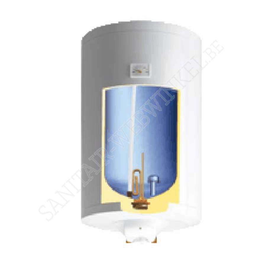 Elektrische boiler 150 liter met natte weerstand