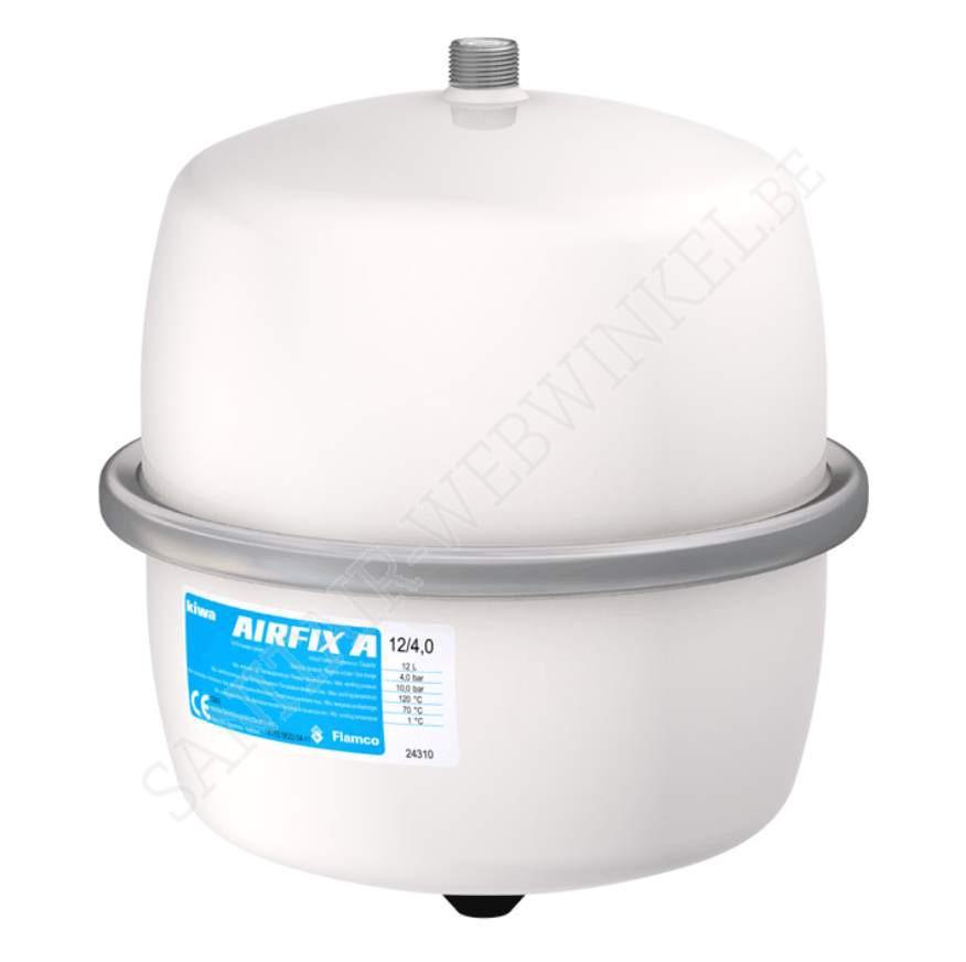 Flamco sanitair expantievat 12 liter 3Bar