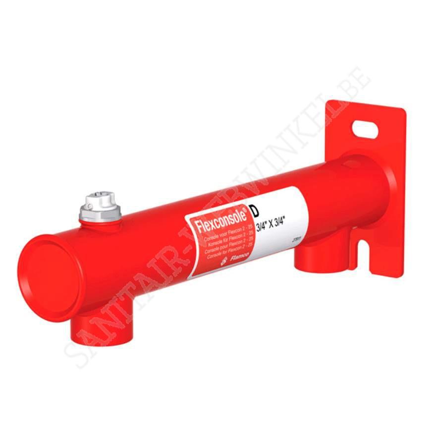 Flamco flexconsole voor vat tot 25 liter