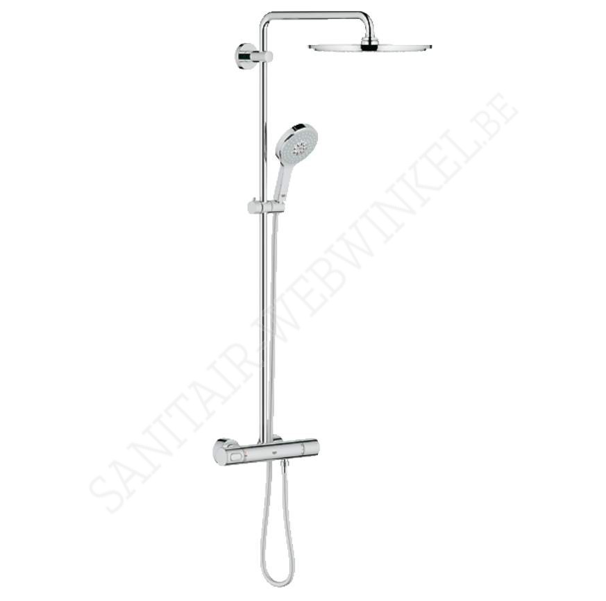 Grohe Rainshower® System 310 douchesysteem met thermostaat