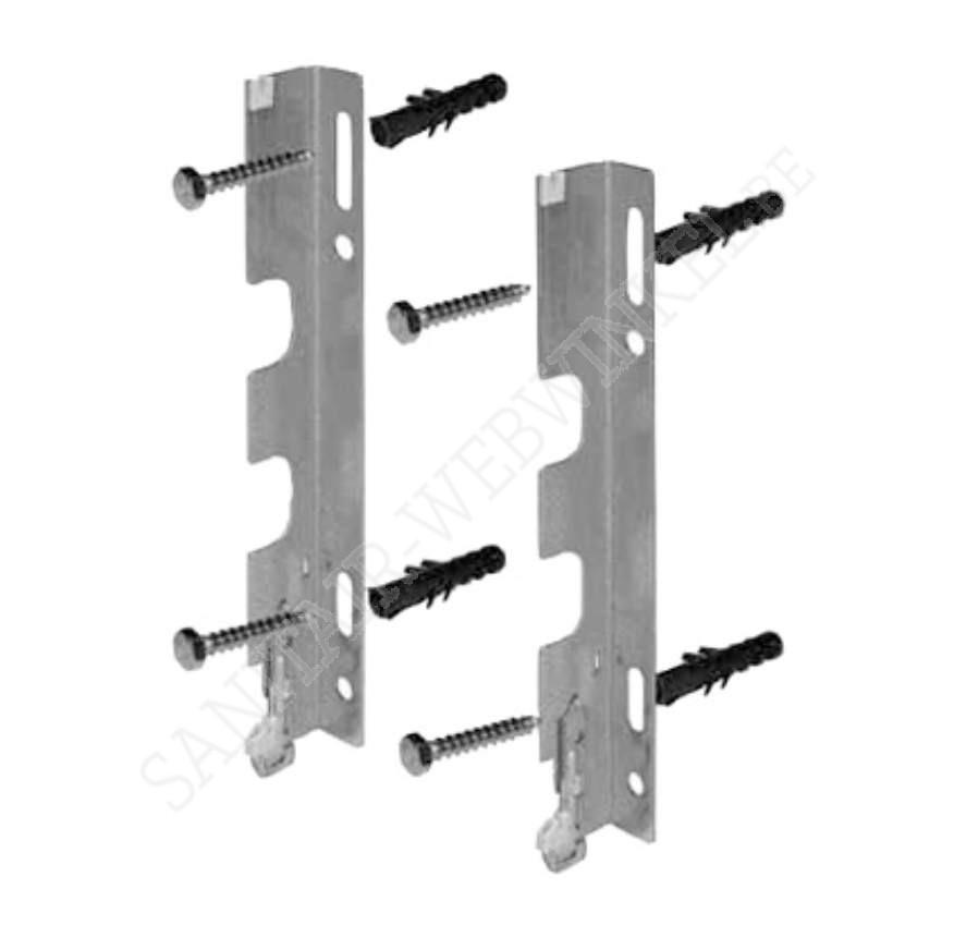 Rofix L-console voor compact radiator Hoogte 600
